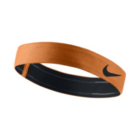 Nike Pro Swoosh Headband (Orange)