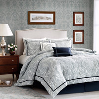 4-Piece Naples Comforter Set