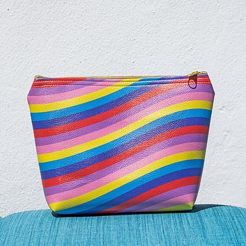 Rainbow Chaser Petite Pouch