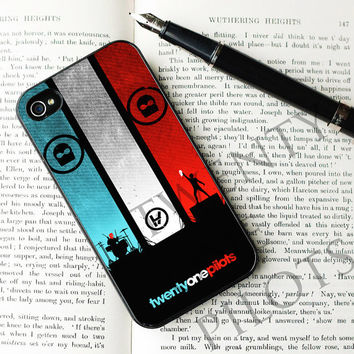 21 Twenty One Pilots Band Tpu Rubber/ plastic Case Cover For Iphone 4 4S 5 5S 5C 6 6 Plus and samsung galaxy