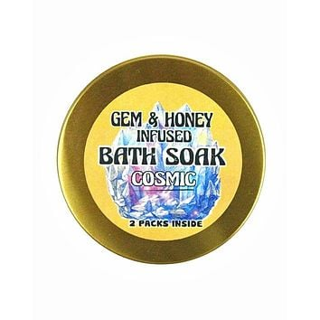 Cosmic Bath Soak Tin