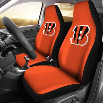 Cincinnati Bengals Designed Seat Covers