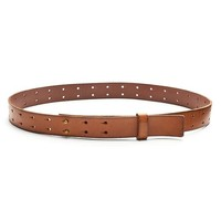 Banana Republic Double Post Perforated Belt