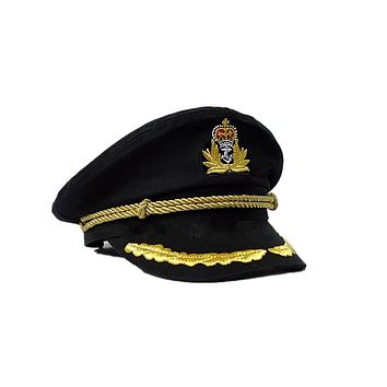 Festival Sailor Captain Hat