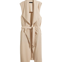 H&M Sleeveless Trenchcoat $49.95