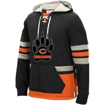 Chicago Bears Winter New Designs Fans Stitching Sweatshirt Can Custom Any Name/Number Hoodies Pullover
