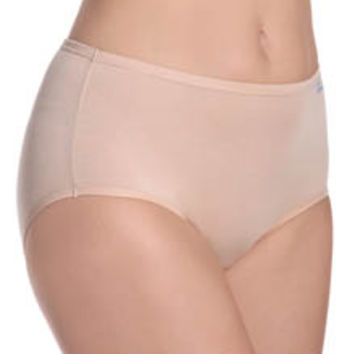 Jockey 2073 Elance Supersoft Classic Fit Brief Panty - 3 Pack