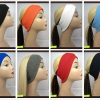 Pick 1 NEW Unisex Ski Stretch Headband Ear muffs Warmer