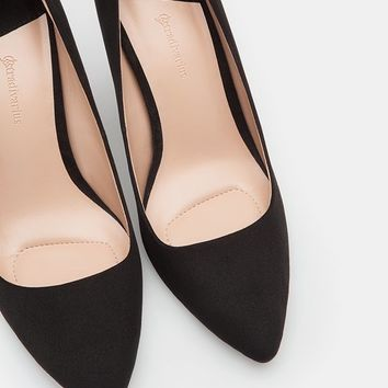 Narrow heel court shoes - HEEL SHOES - WOMAN | Stradivarius United Kingdom