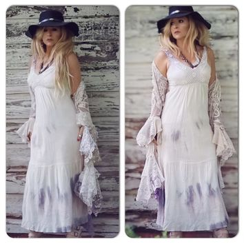 Bambi Playdress, boho maxi dress