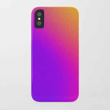 Brightness iPhone Case by Printerium