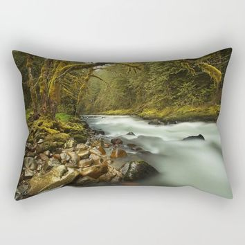 Brook Rectangular Pillow by Gallery One