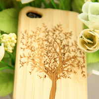 Wooden Natrural Phone Cases for Iphone 4/4S/5/5S Samsung S3/S4,New engraved wood iphone cases,wood Samsung S3/S4 iphone 5s/5/4s phone cases