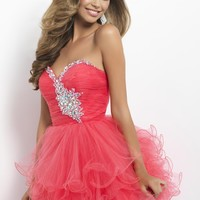 Homecoming dresses by Blush Prom Homecoming Style 9674