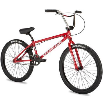 "Eastern Commando 24"" Limited Edition Red Complete BMX Bike"