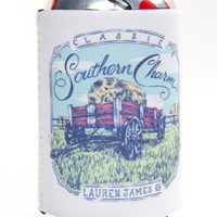Lauren James Southern Charm Koozie