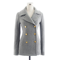 Petite majesty peacoat - AllProducts - sale - J.Crew