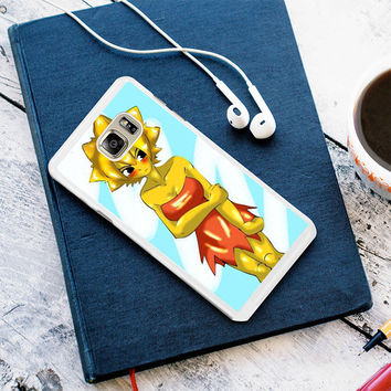 Lisa Simpsons Art Samsung Galaxy S7 Edge Case Planetscase.com