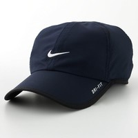 Nike Featherlight Baseball Cap, Size: One