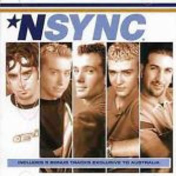 *NSYNC by *NSYNC (CD, RARE, RCA) New Sealed