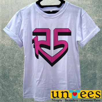 R5 Logo Women T Shirt