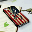 Camo Browning American Flag iphone 4/4S iphone 5 Samsung s3 Samsung S4 on Hard Plastic and Rubber