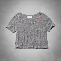 Jane Embellished Tee