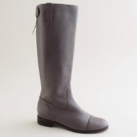 Weatherby tall boots