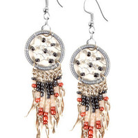 GYPSY WARRIOR - Dream Catcher Earrings