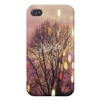 Dream On iPhone4 Case from Zazzle.com