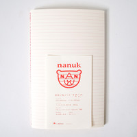 Nanuk Beautiful Notebook