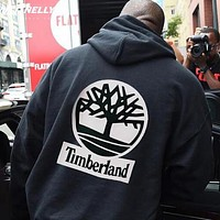 Timberland Woman Men Fashion Top Sweater Pullover Hoodie