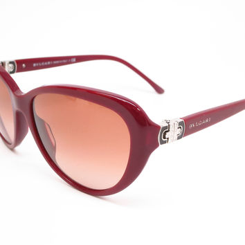 Bvlgari BV 8131B 5264/13 Bordeaux Sunglasses