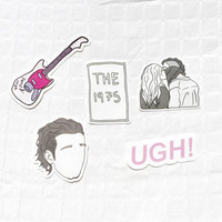 The 1975 Sticker Pack