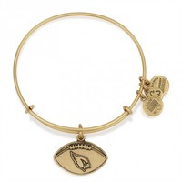 Arizona Cardinals Football Charm Bangle