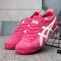 ASICS Woman Men Fashion Running Sneakers Sport Shoes