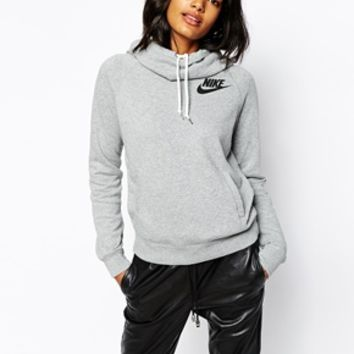 really comfortable online for sale good selling Nike Cowl Neck Sweatshirt