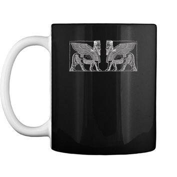 Anunnaki Ancient Alien Guardian  Mug