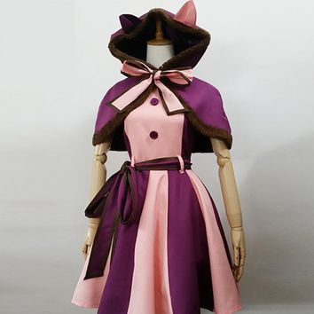 Hot Alice In Wonderland Costume Cheshire Cat Cosplay Fancy Dress Halloween Costumes For Women Party Alice Costume