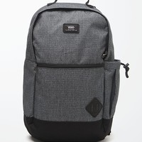 Vans Van Doren II Ripstop Suiting School Backpack - Mens Backpacks - Gray - NOSZ