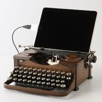 USB Typewriter, Royal - Anthropologie.com