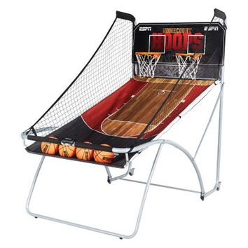 ESPN EZ-Fold-2 Player Basketball Game - Arcade Basketball Games at Hayneedle