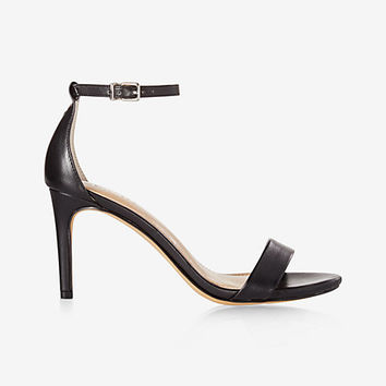 low heeled sandal