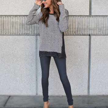 Cozy Chic Knit - ITEM OF THE DAY