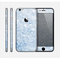 The Sparkly Snow Texture Skin for the Apple iPhone 6