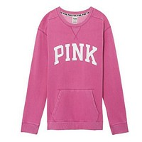 """PINK"" Victoria's Secret Shirt Pullover Sweater Blouse Top(7-Color) Pink"