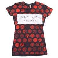 Twenty One Pilots Women's T-Shirt