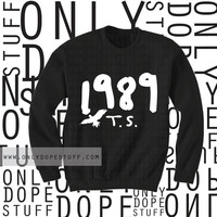 Taylor Swift Shirt 1989 Album Sweatshirt Shake It Off Players Gonna Play 1989 Album Shirt