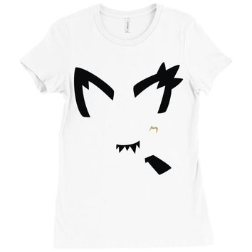 pichu Ladies Fitted T-Shirt