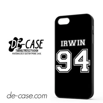 Irwin 94 5sos 5 Second Of Summer For Iphone 5 Iphone 5S Case Phone Case Gift Present